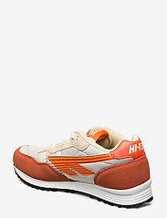 Hi-Tec - HT BW 146 OCHRE/BIRCH/MANDARIN RED/FLAME ORANGE - lav ankel - ochre/birch/red/orng - 2