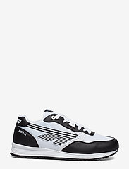 Hi-Tec - HT BADWATER 146 BLACK/WHITE - lav ankel - black/white - 1