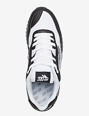 Hi-Tec - HT BADWATER 146 BLACK/WHITE - lav ankel - black/white - 3