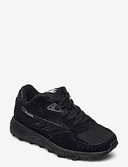 Hi-Tec - HT SHADOW TL BLACK/WHITE - lav ankel - black/white - 0