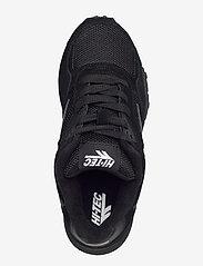Hi-Tec - HT SHADOW TL BLACK/WHITE - lav ankel - black/white - 3