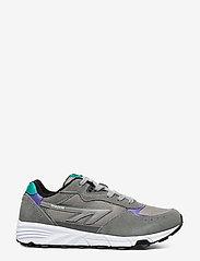 Hi-Tec - HT SHADOW TL FROST GREY/TEAL/PURPLE - lav ankel - grey/teal/purple - 1