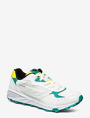 Hi-Tec - HT SHADOW TL WHITE/NAVIGATE/YELLOW - sneakers med lav ankel - white/navigte/yellow - 0