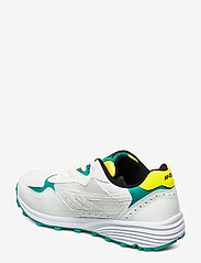 Hi-Tec - HT SHADOW TL WHITE/NAVIGATE/YELLOW - sneakers med lav ankel - white/navigte/yellow - 2