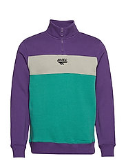 HT COVERT - PURPLE/SILVER/TEAL