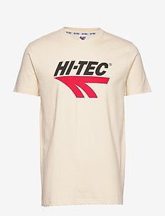 HT RADNEY - short-sleeved t-shirts - sand