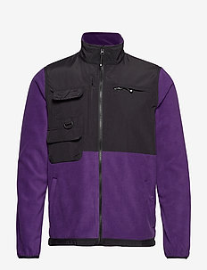 HT KEENA - light jackets - purple/black
