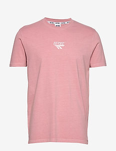 HT COWLES - short-sleeved t-shirts - pink