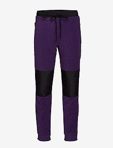 HT ELSA - sweatpants - purple/black