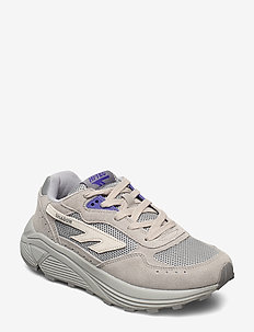 HT HTS SHADOW RGS GREY-PUR - lav ankel - grey-pur