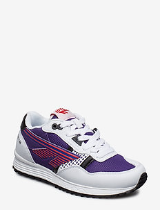 HT BADWATER 146 WHITE/PURPLE/RED - low tops - white / purple / red