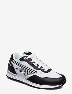 HT BADWATER 146 BLACK/WHITE - lav ankel - black/white