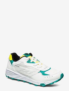 HT SHADOW TL WHITE/NAVIGATE/YELLOW - WHITE/NAVIGTE/YELLOW