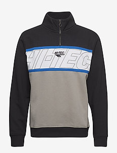 HT SESTAK - sweatshirts - str limo/br wh/wet w