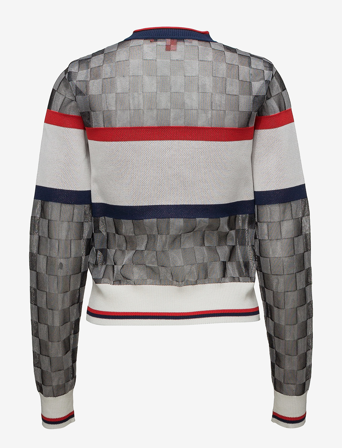 Hilfiger Collection - TOMMY SWEATER - pulls - meteorite multi