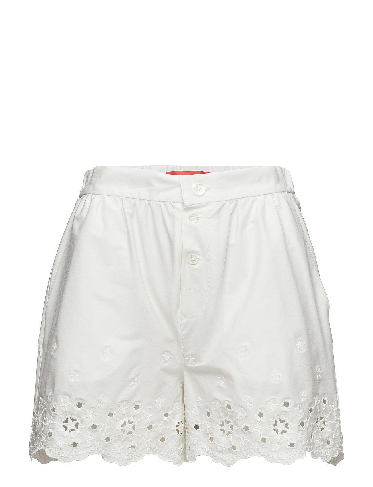 Hilfiger Collection EYELETTING SHORTS Shorts