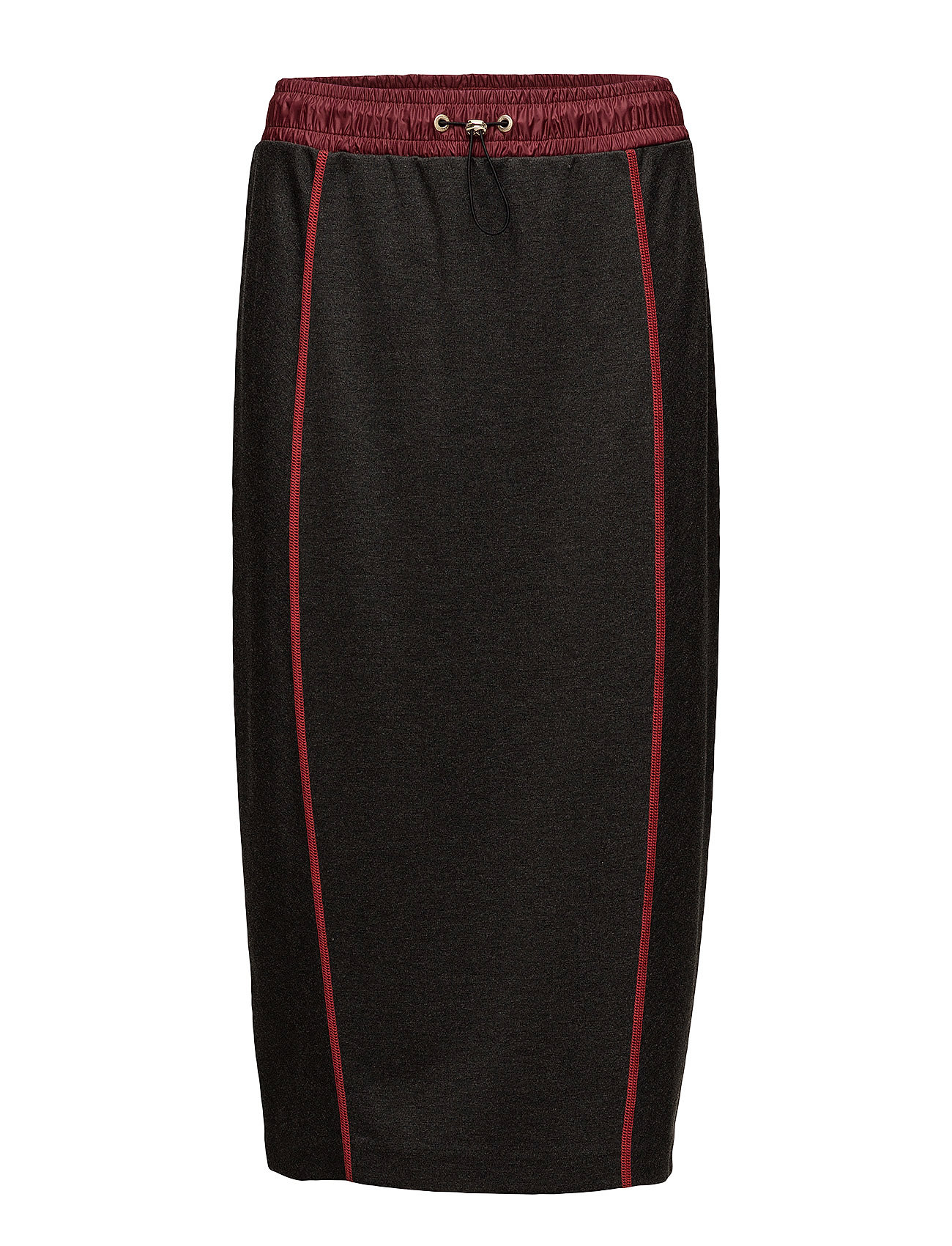Hilfiger Collection JERSEY MIDI SKIRT Kjolar