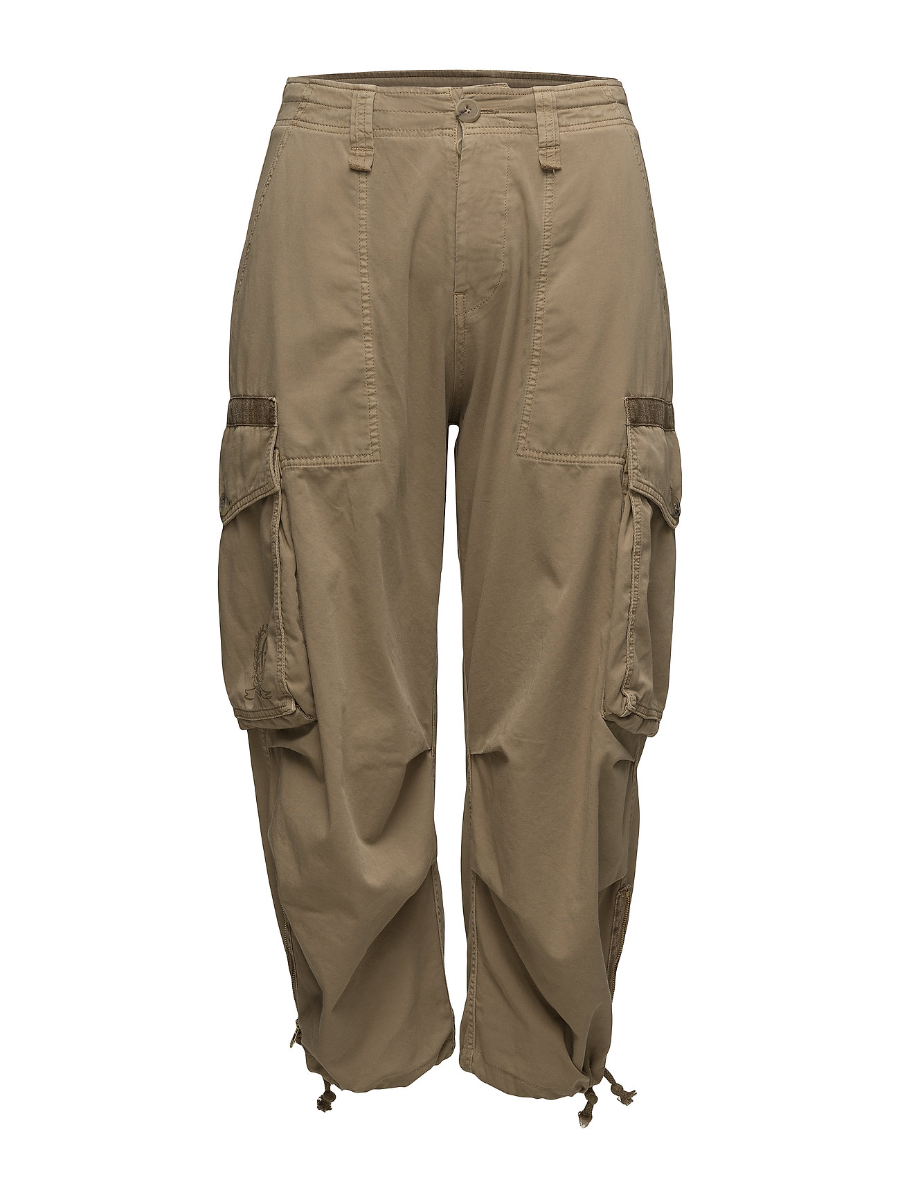 Hilfiger Collection CARGO PANT - GOLDEN YELLOW