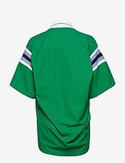 Hilfiger Collection - OVERPRINTED OVERSIZE - polohemden - verdant green - 1