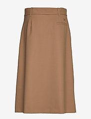 Hilfiger Collection - HCW CHINO SKIRT - midi skirts - cornstalk - 1