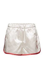 BASKETBALL SHORT - WHISPER PINK/MULTI