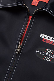 Hilfiger Collection - SPEED COACH JKT - lichte jassen - deep well - 3