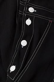 Hilfiger Collection - SHEER WORKWEAR DUNGA - jumpsuits - meteorite - 3