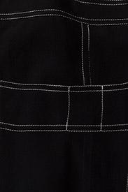 Hilfiger Collection - SHEER WORKWEAR DUNGA - jumpsuits - meteorite - 4
