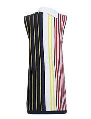 STRIPED SWTR DRESS,