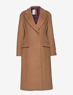 HCW MODERN CLASSIC T - manteaux en laine - camel