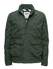 THDM COATED FIELD JACKET 11 - SYCAMORE