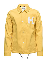 THDM VARSITY COACH JACKET 14 - YELLOW