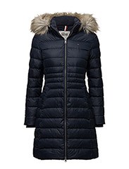 THDW BASIC DOWN COAT 3 - TOTAL ECLIPSE