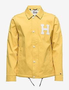 THDM VARSITY COACH JACKET 14 - vestes légères - spectra yellow