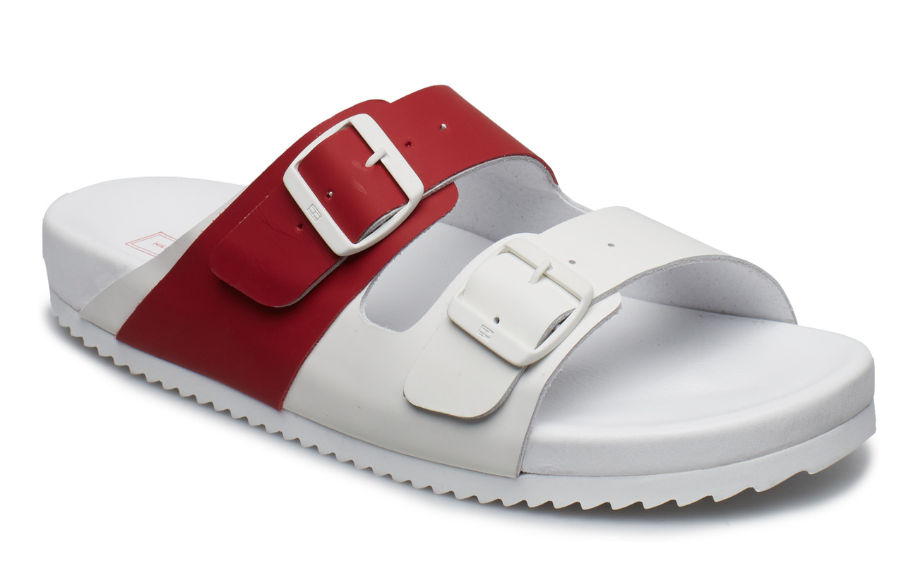 Hilfiger Collection COLLECTION DAY SANDA - BRIGHT WHITE-HAUTE RED