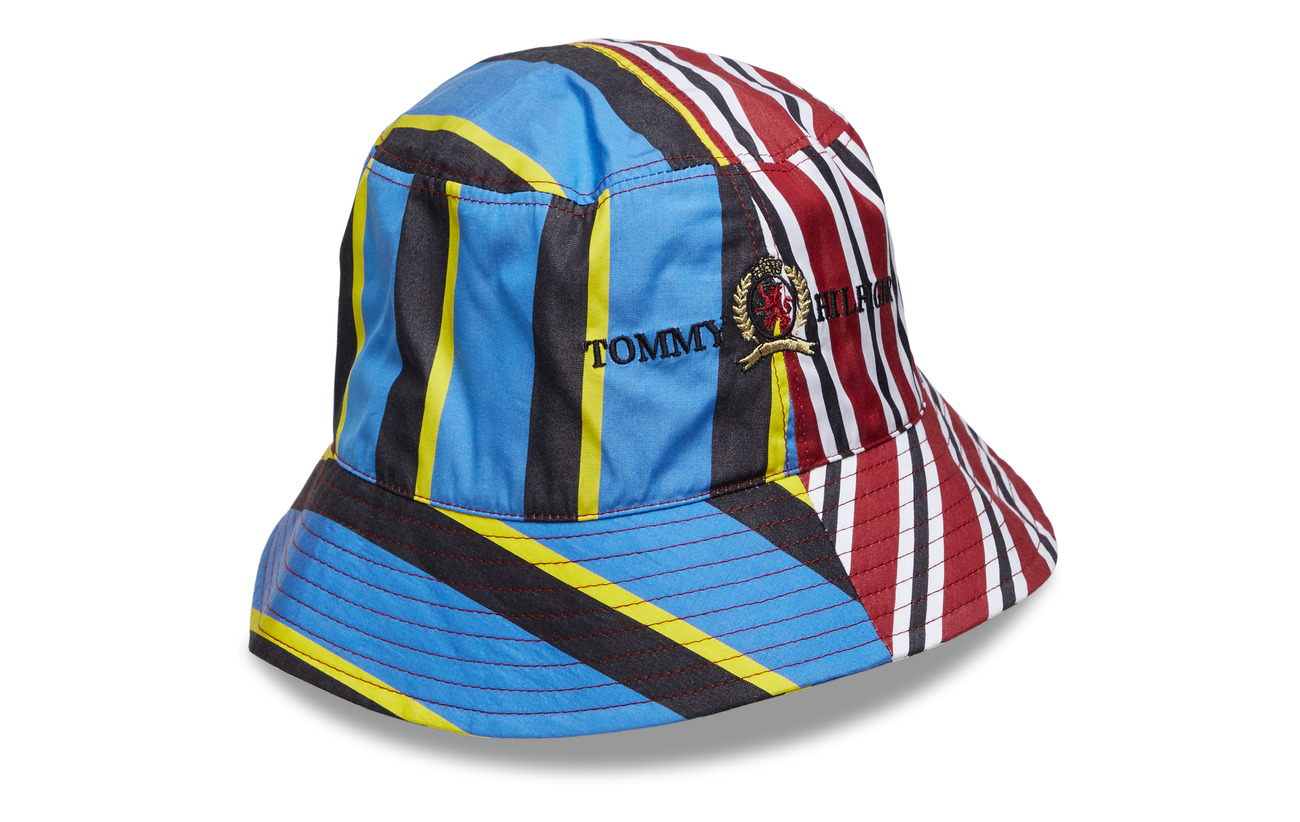 Bucket Stripes MixHilfiger MixHilfiger Hatcorporate Collection Stripes Stripes Collection Hatcorporate Bucket SzVMqUp