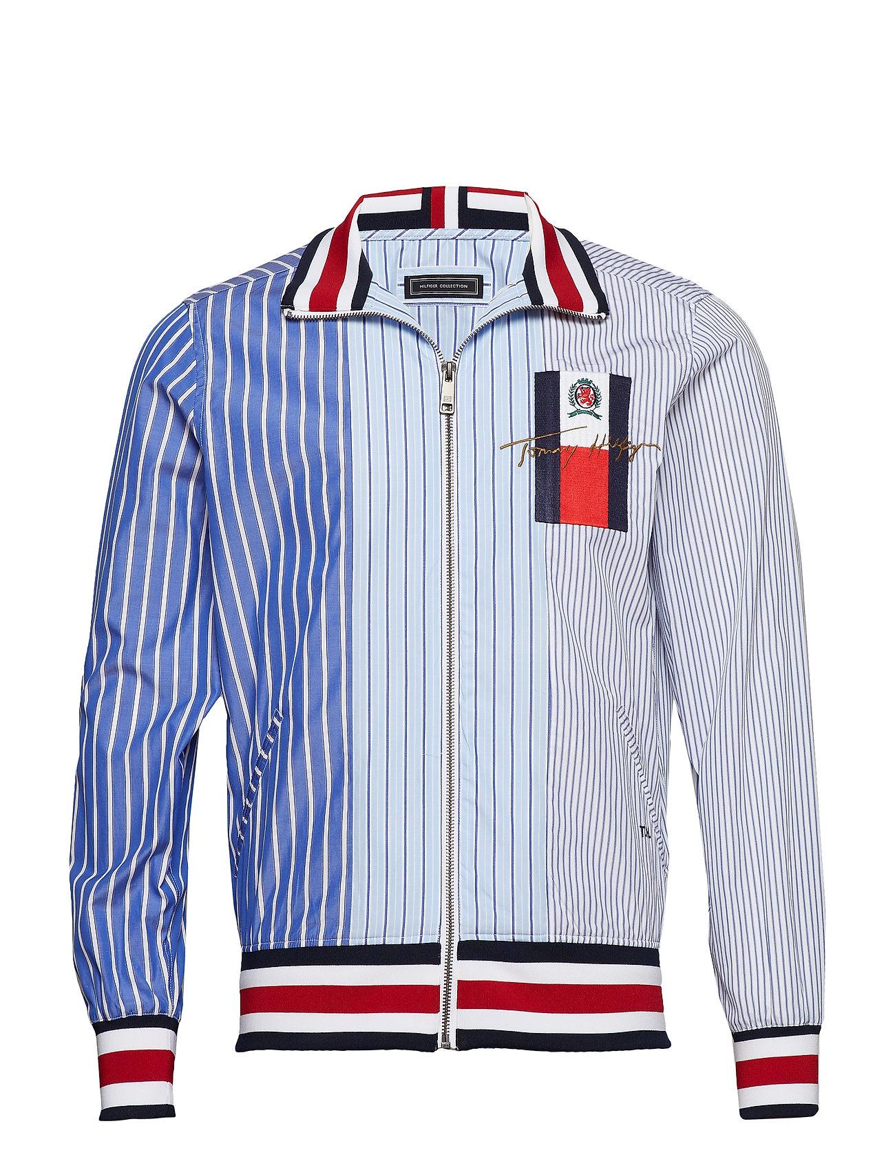 Hilfiger Collection HCM FLAG BOMBER SHIR Ytterkläder