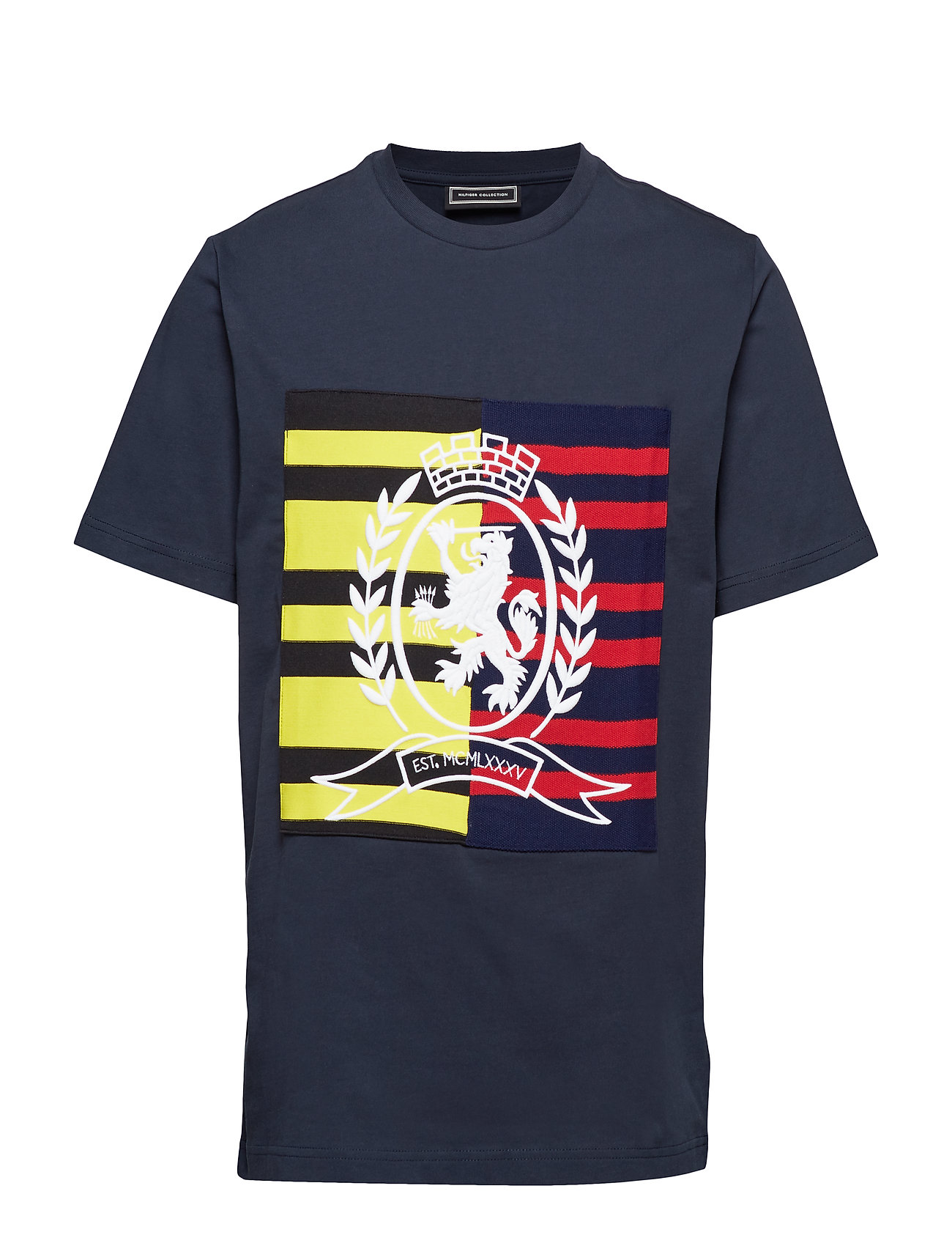 Hilfiger Collection STRIPE AND CREST PAN - SKY CAPTAIN