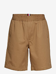 Hilfiger Collection - CARGO SHORT - casual shorts - tigers eye - 0