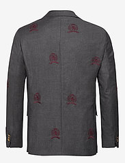 Hilfiger Collection - HCM SUIT SEP BLAZER EMBROIDERY - costumes simple boutonnage - charcoal heather - 1