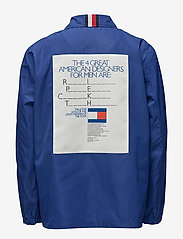 Hilfiger Collection - BE BOLD COACH JKT, 4 - kevyet takit - surf the web - 2