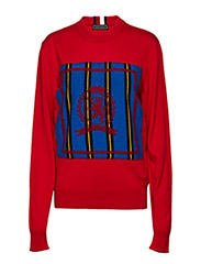 Hilfiger Edition - Hc Crest Needle Punch Sweater