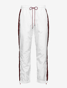TRACKSUIT PANTS - sweat pants - bright white