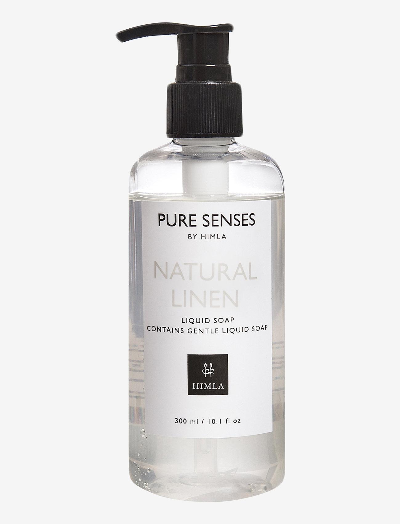 Himla - Pure Senses Liquid Soap - handtvål - natural linen - 1