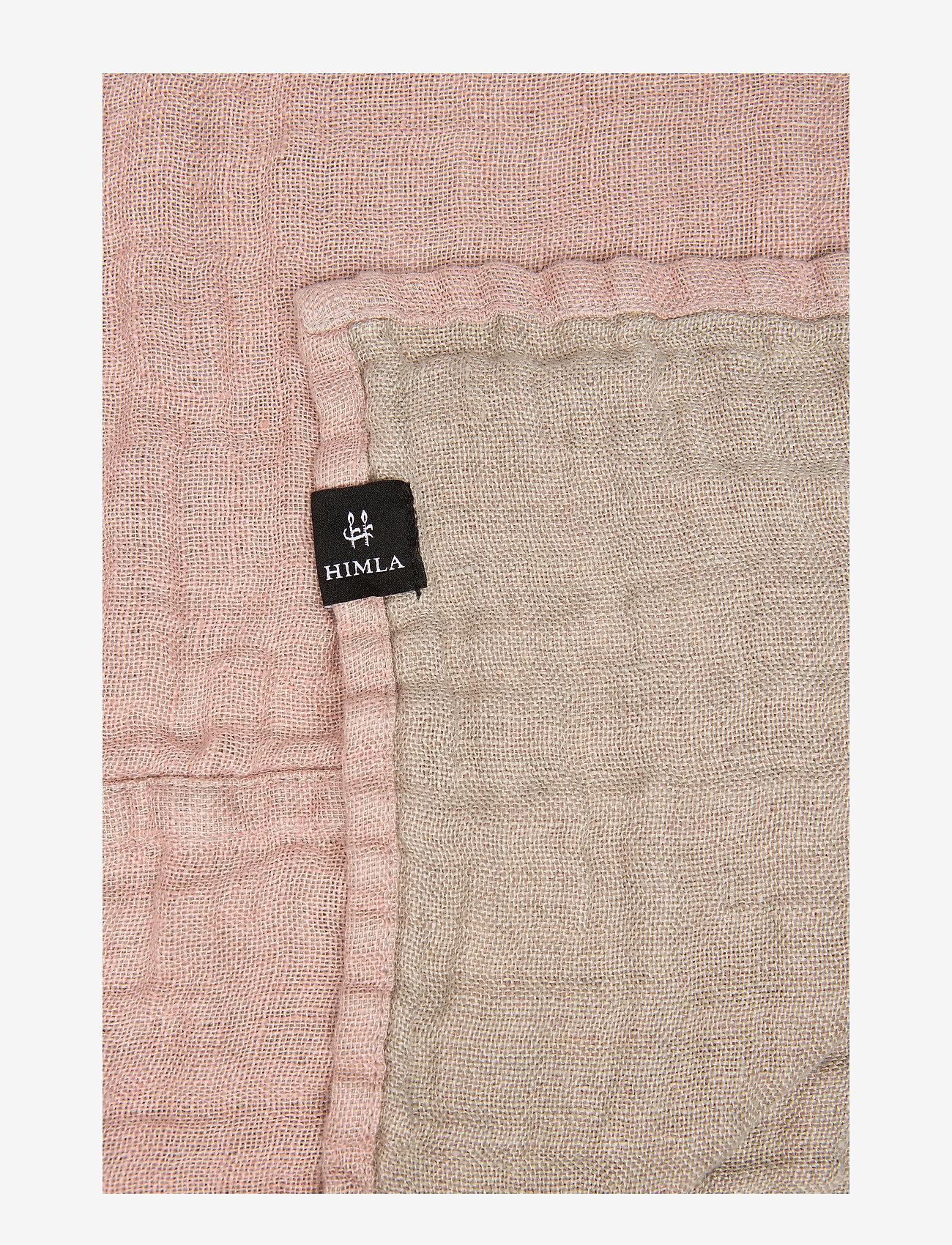 Himla - Hannelin Bedspread - sengetøj - nude - 1