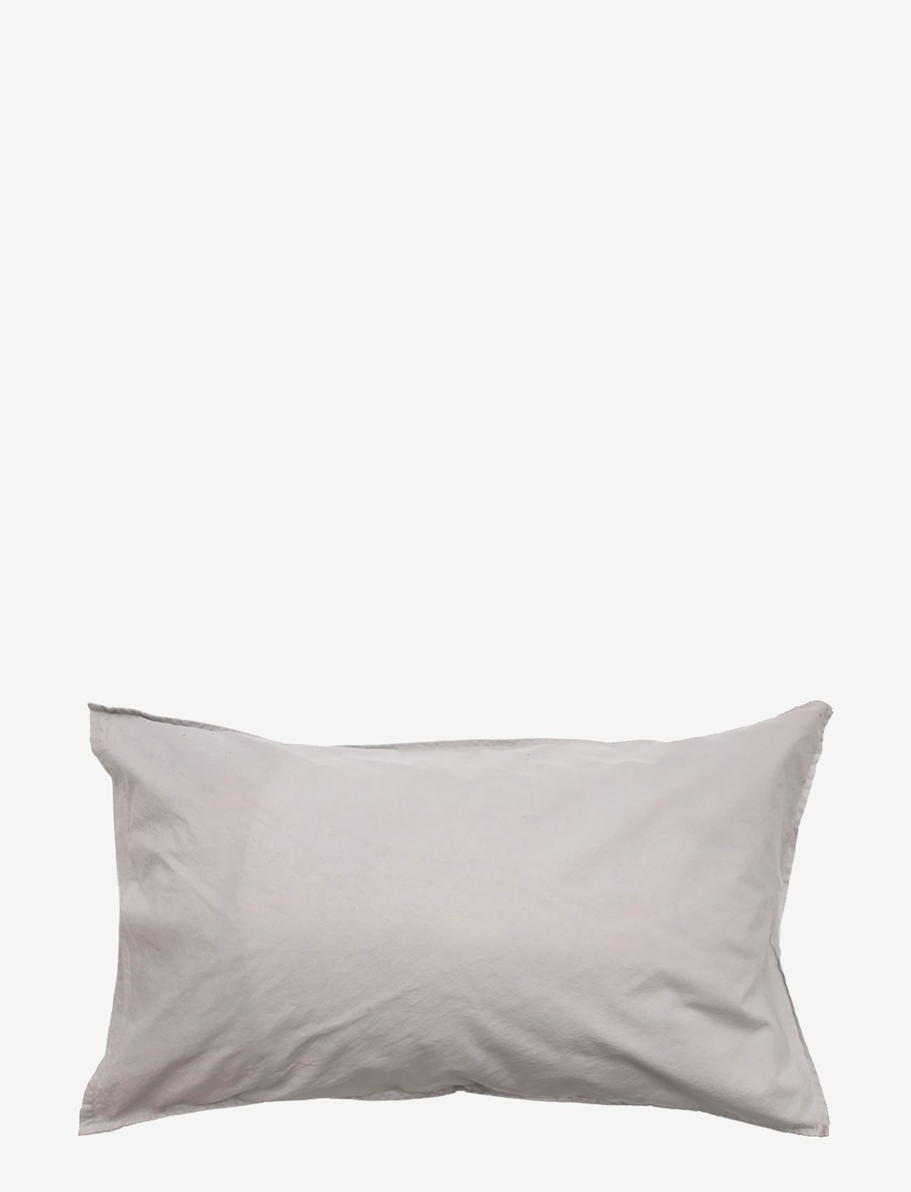 Himla - Hope Plain Pillowcase - pudebetræk - clean - 0