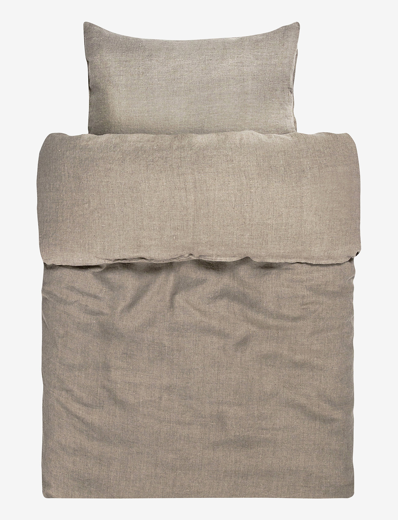 Himla - Sunshine Duvet Cover - dynebetræk - natural - 0