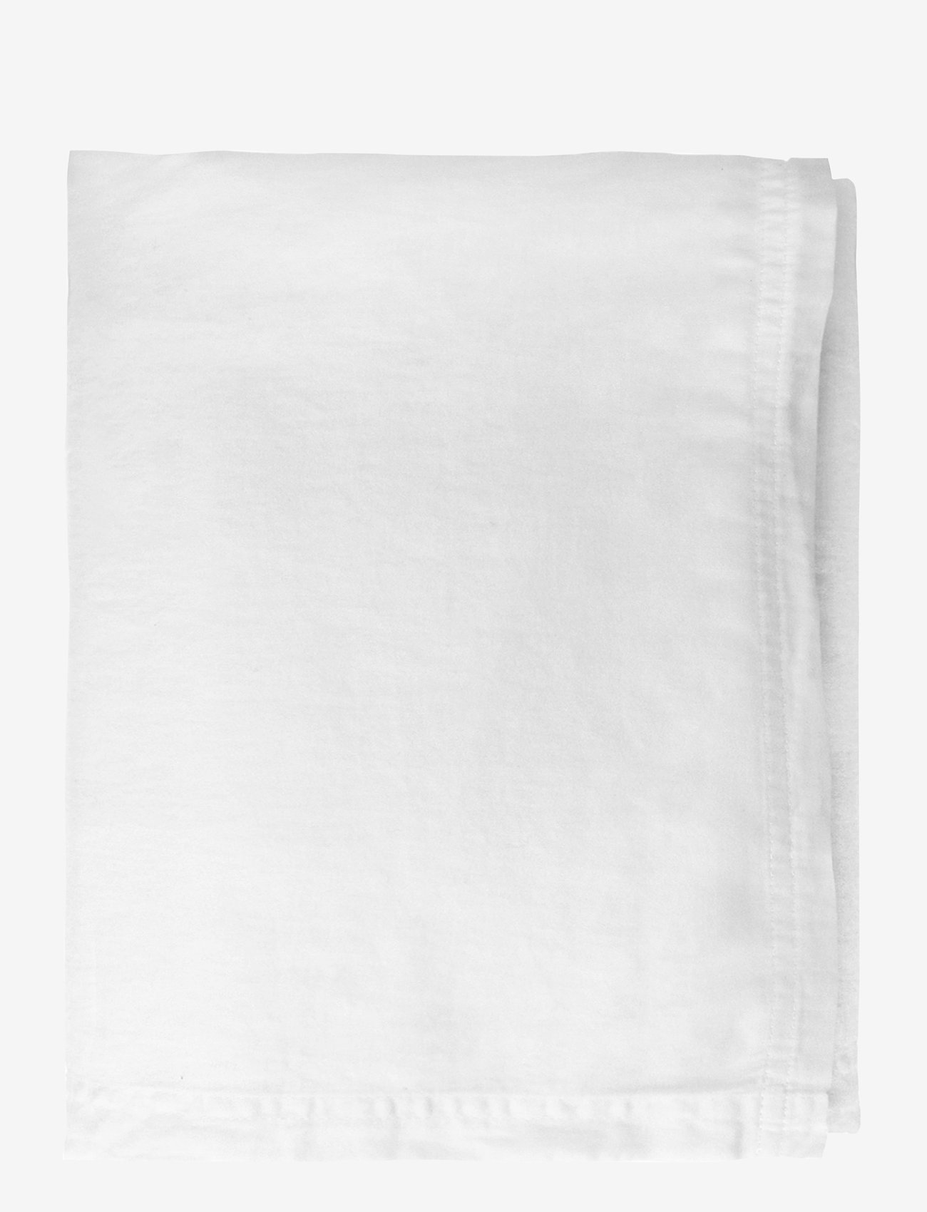 Himla - Hope Plain Sheet - sänglakan - white - 0