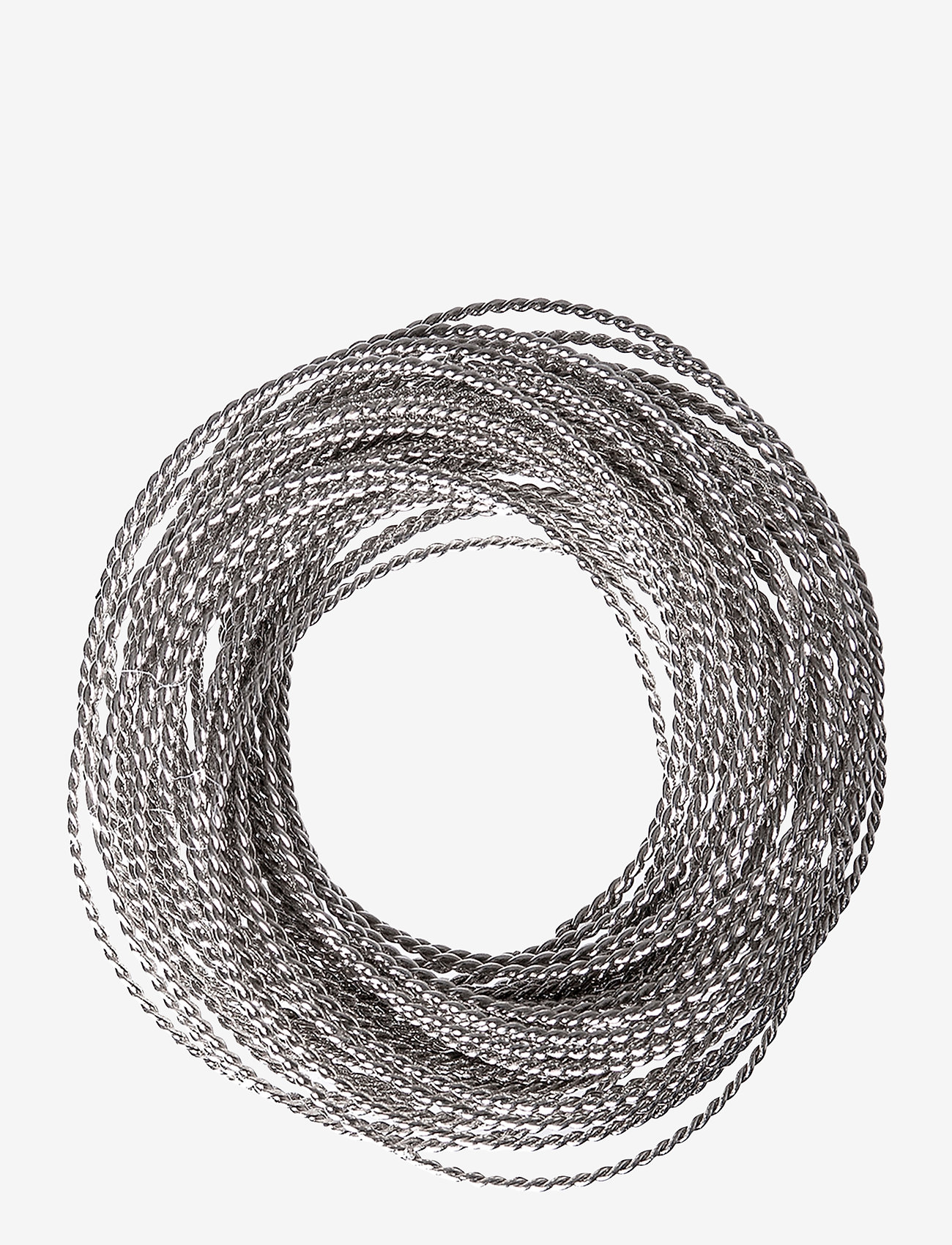 Himla - Kerala Napkin Ring - serviettringer & serviettholdere - silver - 0
