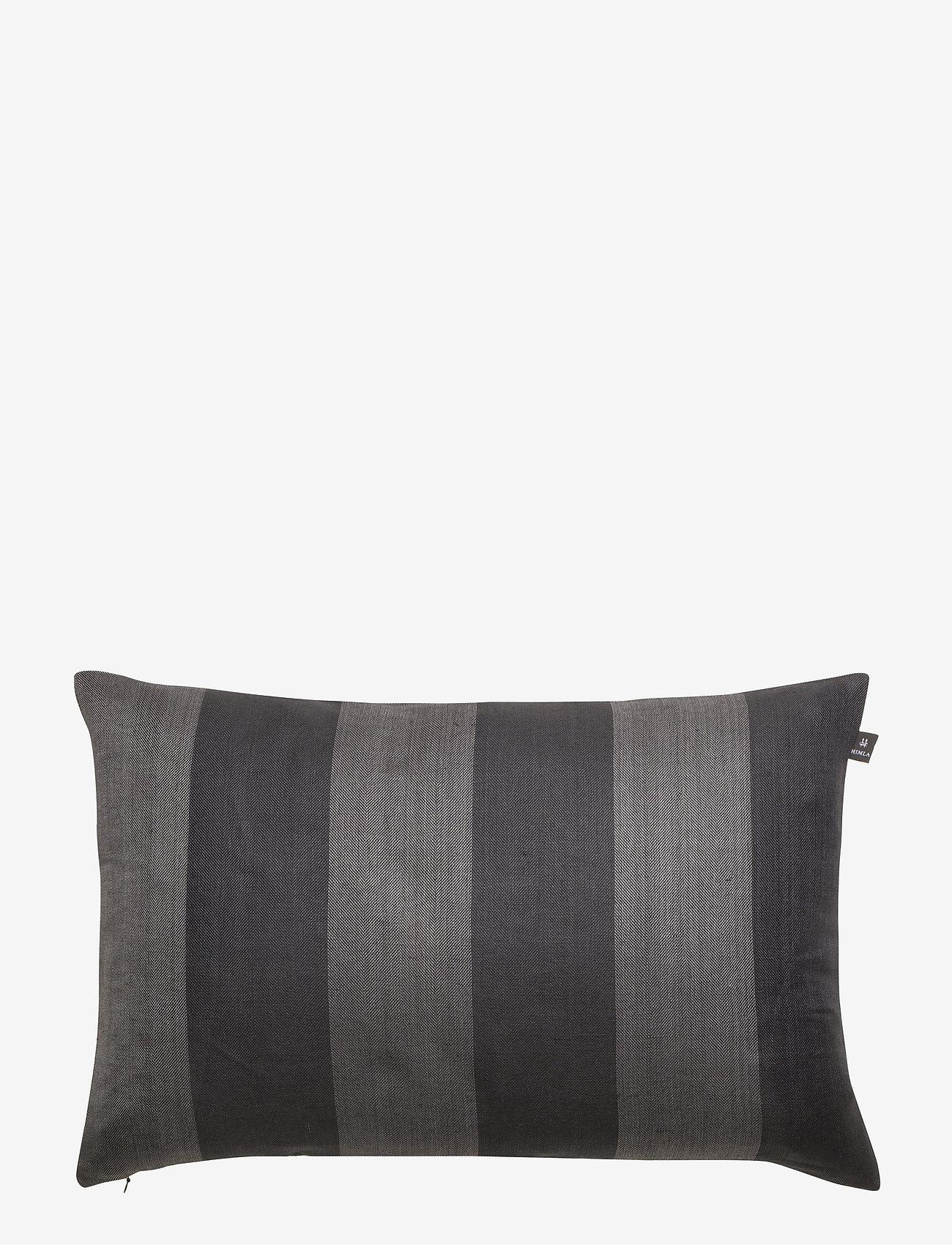 Himla - Herring Cushion cover - kuddar - black - 1